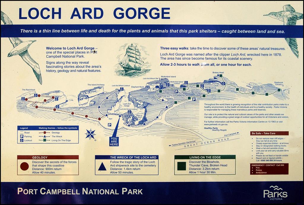 Loch Ard Gorge