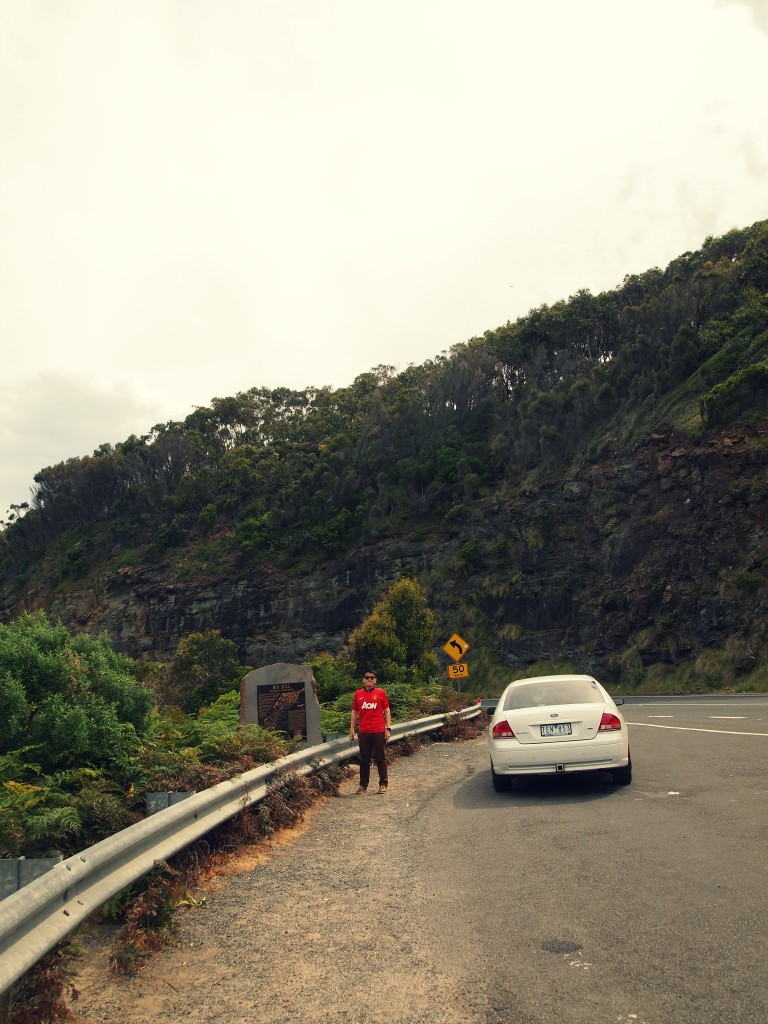 Drive to 12 Apostles from Melbourne