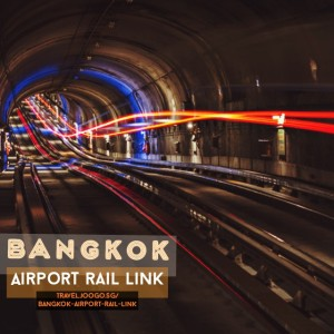 Bangkok - Airport Rail Link - travel.joogo.sg