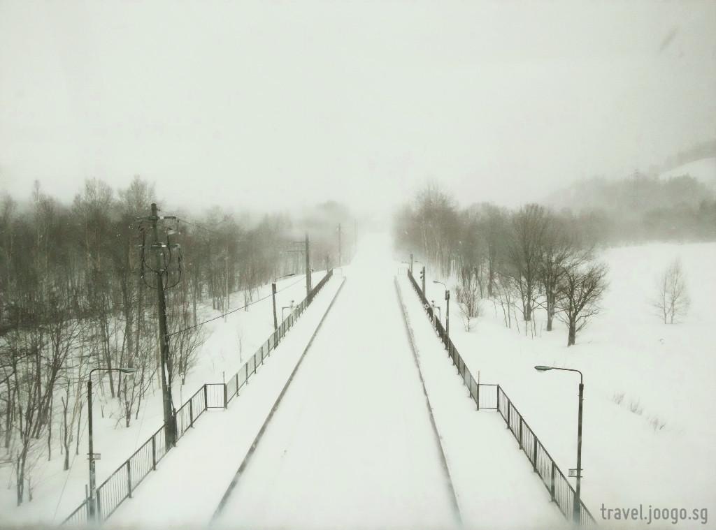 Transportation In Hokkaido (Part 1)