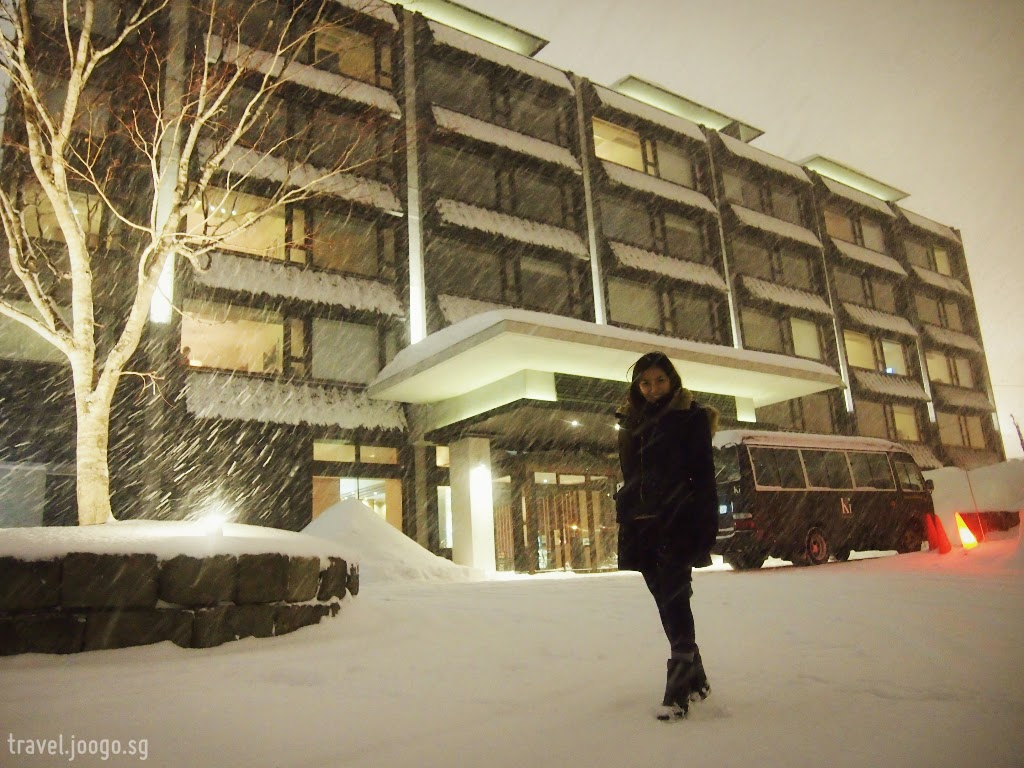 Ki Niseko Review (Ski-in Ski-out Hotel)