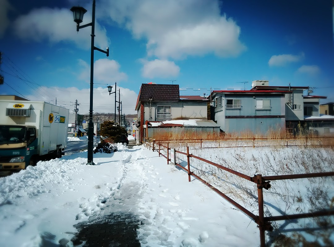 Winter Experience of JR Train in Hokkaido (Part 2)