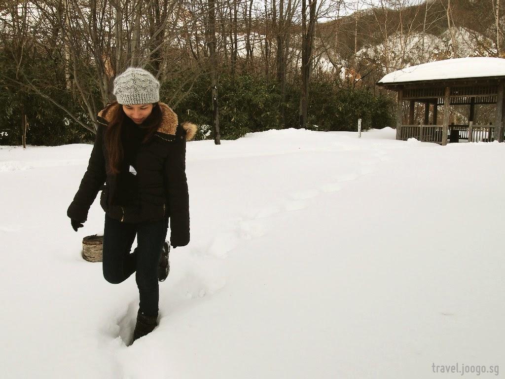Noboribetsu in Winter (Hokkaido)