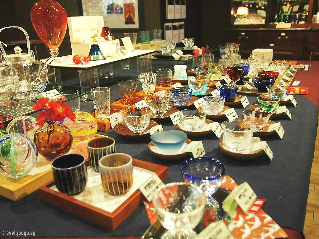 Kitaichi Glass Otaru (Hokkaido, Japan)