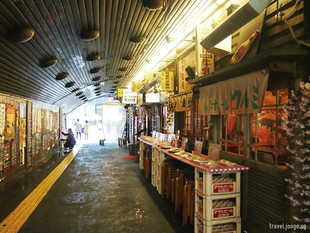 What to Eat in Ginza Tokyo?