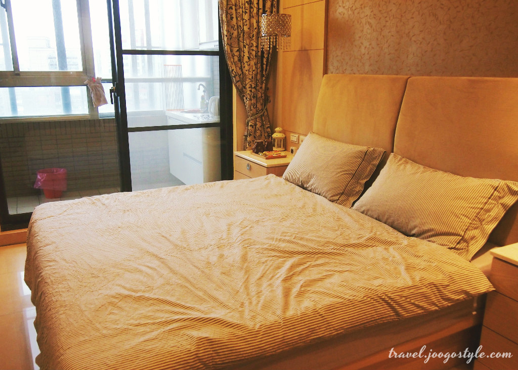 Stay near Taipei Main Station (airbnb above Q Square Mall)