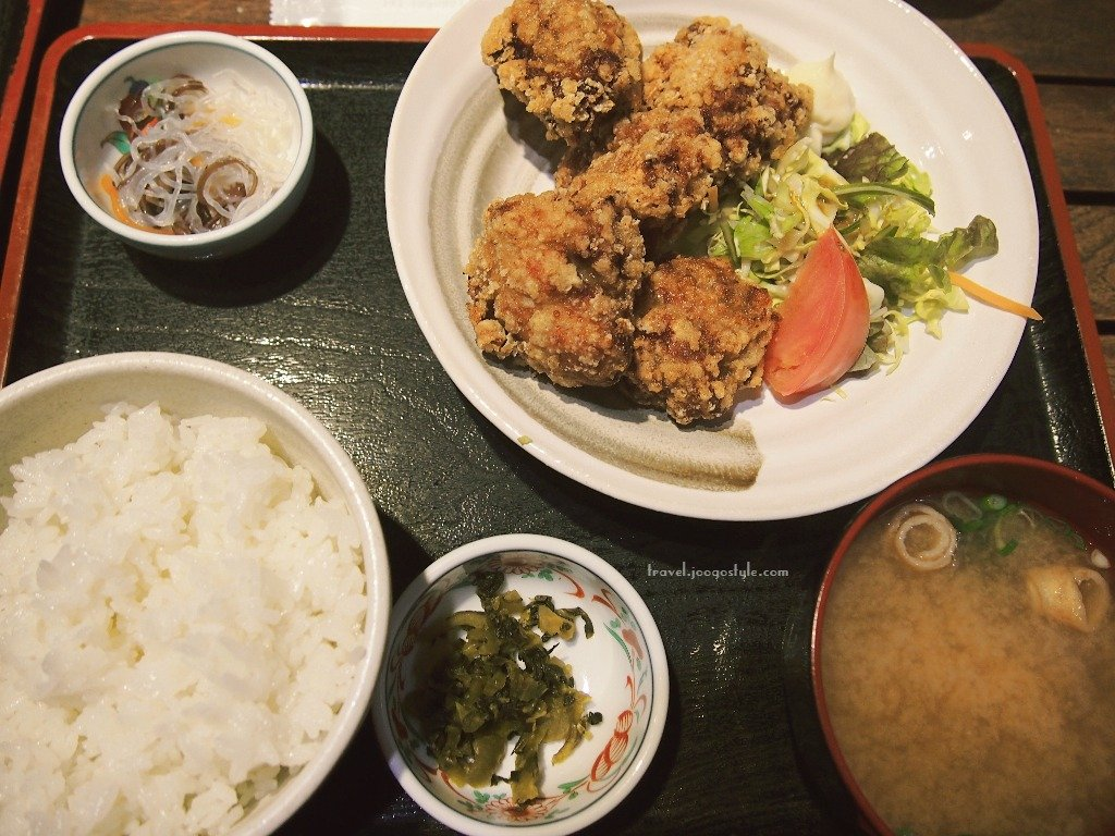 travel.joogostyle.com - Nagsaki Food - Fried Chicken