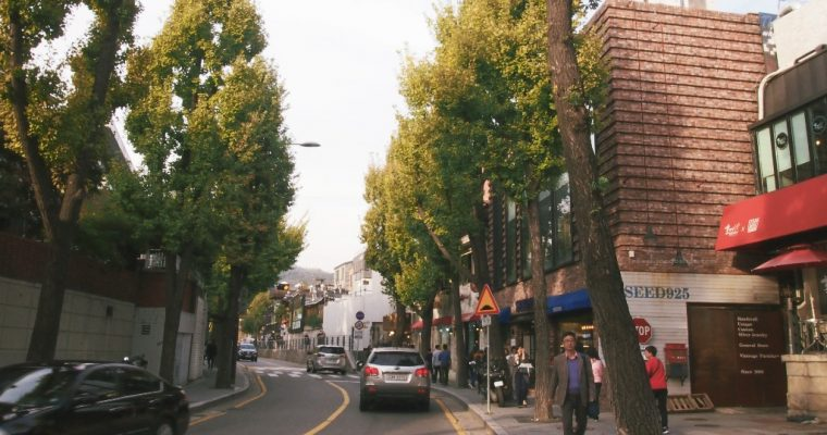 14 Places to visit in Seoul (Autumn)